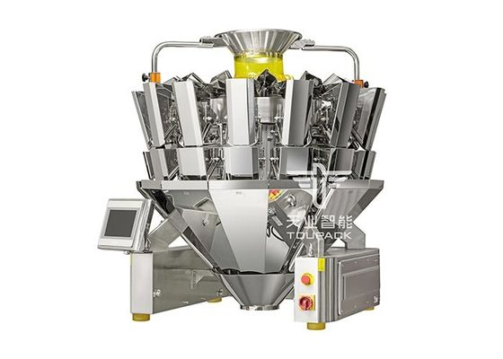 14 Head Combination 0.8L Granules Multihead Weigher