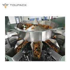 14 Head Automatic Sticky Material MultiHead Weigher