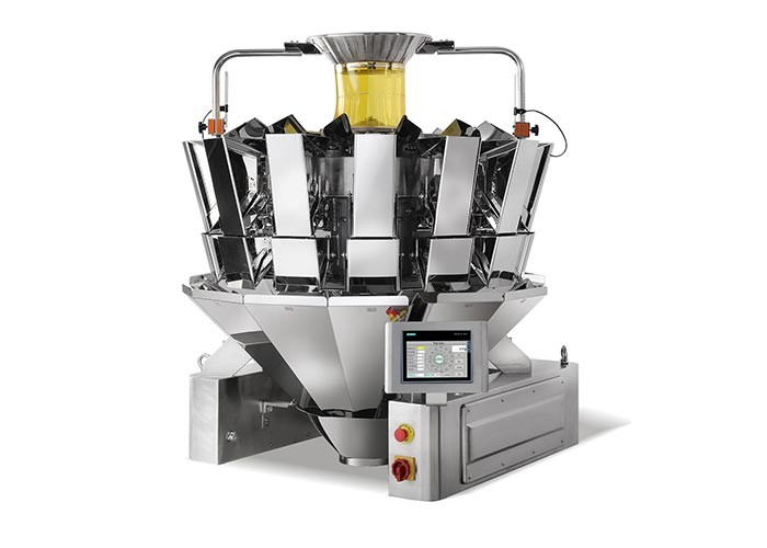 Candy 20g 1500g Hopper PLC Granules Multihead Weigher