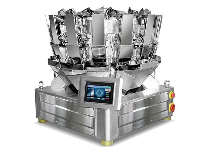 Computerized Cookies 14 Head Multihead Weigher