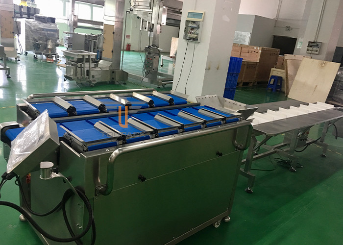 Combination Scale Vegetables IP65 Fruit Multihead Weigher