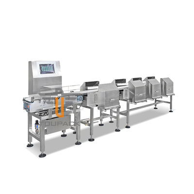 Touch Screen Horizontal Multi Weight Sorting Machine