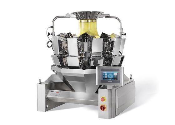 14 Head Granules Multihead Weigher