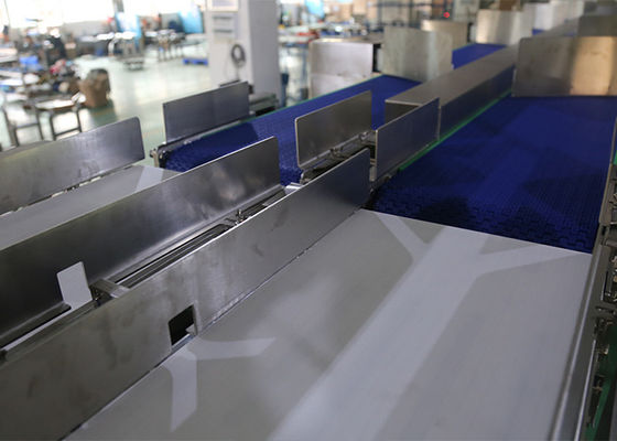 Dual-Channel Tilapia Weight Sorting Machine 6-Level Sorting